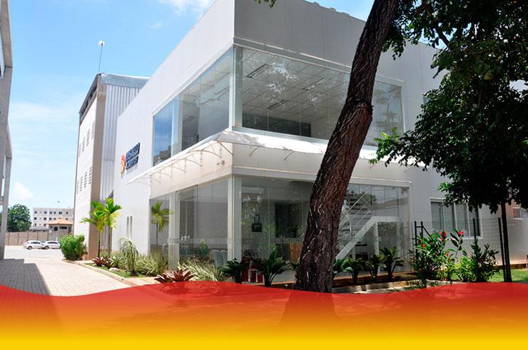 A DISALLI conta com uma nova sede na cidade de Lauro de Freitas.